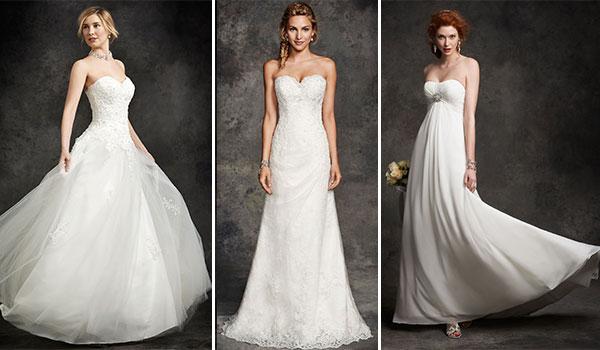 Ein Traum in Weiß - Die Hochzeitskleider von Ella Rosa