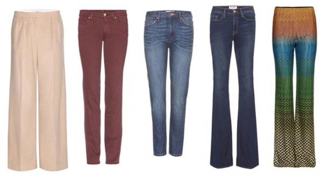 No more Skinny? – Diese Hosen trägt man 2015