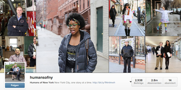 humans of ny instagram account