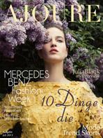 Ajouré Cover Monat Juli 2013