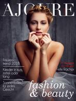 Ajouré Cover Monat Juni 2013