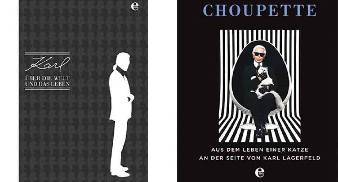 """Buchtipp: """"Choupette"""" & """"Karl über die Welt und das Leben"""""""
