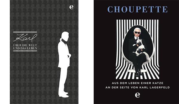 Unsere Buchtipps zum Schmökern über Karl Lagerfeld und seine Katze Choupette