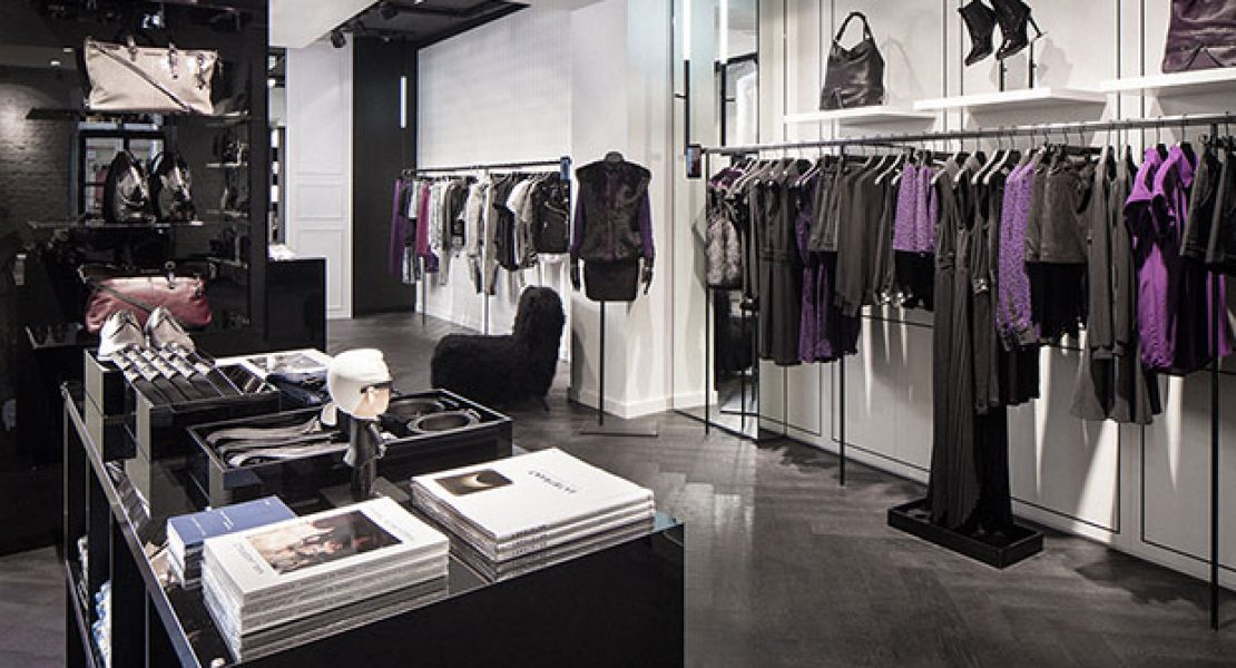 Karl Lagerfeld Store Opening in Berlin