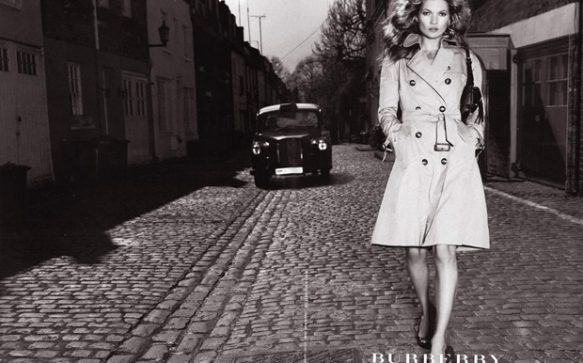 Von It-Girls und Stilikonen: Kate Moss
