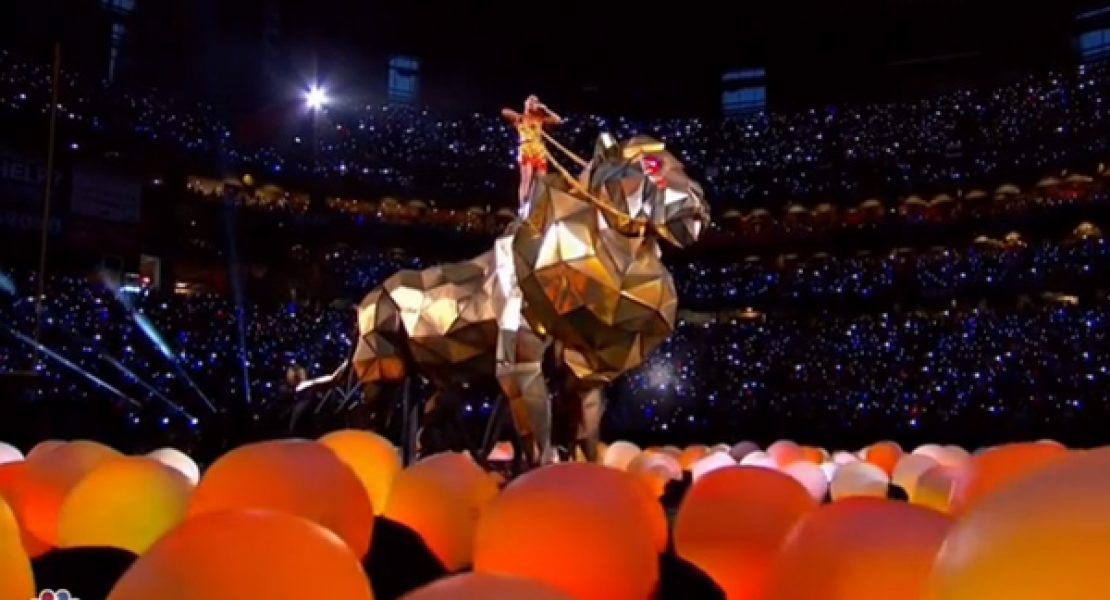 Super Bowl Halftime mit Katy Perry (2015)