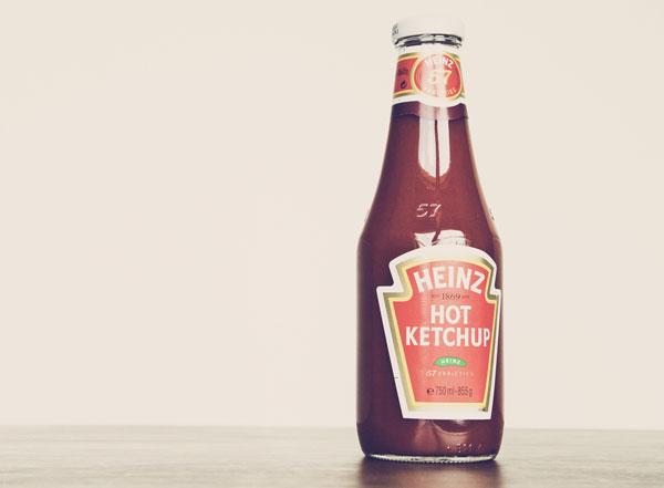 Ketchup Zucker