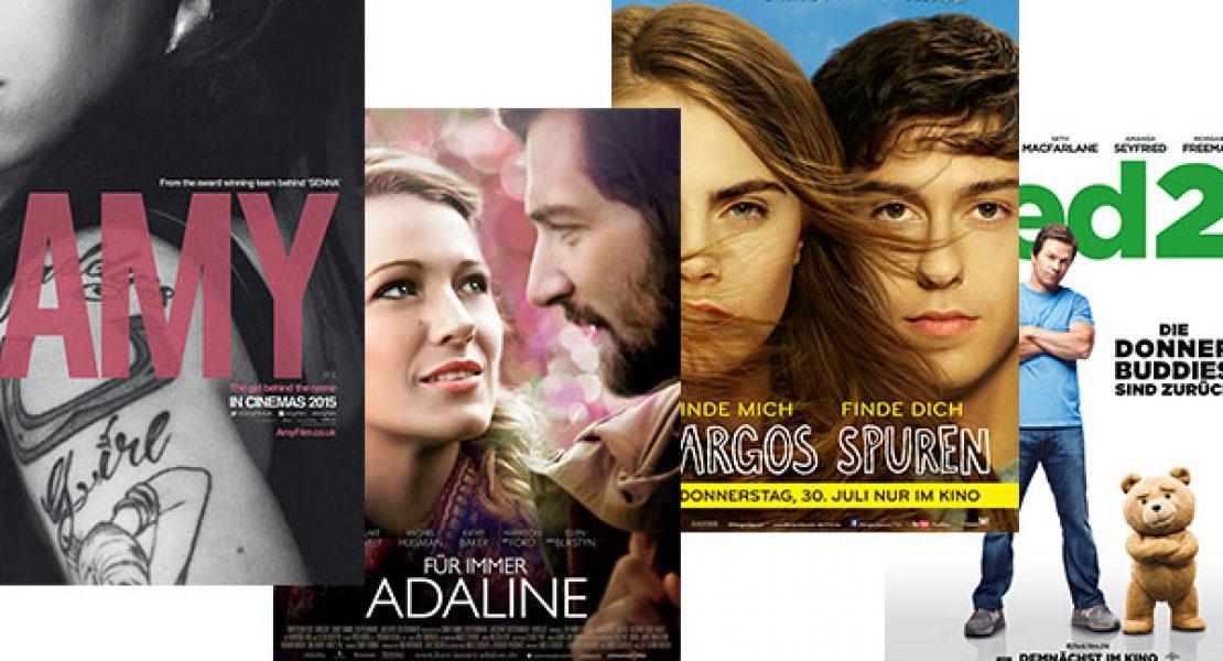 Film-Tipps im Juli 2015