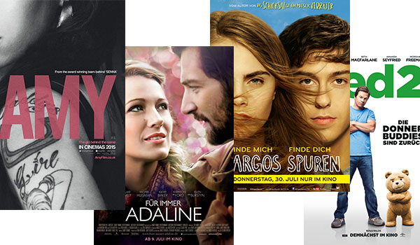 Kinotipps Juli 2015