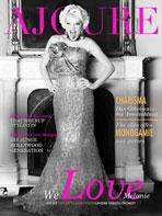 Ajouré Cover Monat März 2014
