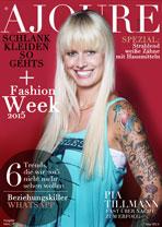 AJOURE´ Cover Monat März 2015