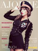 Ajouré Cover Monat Mai 2014