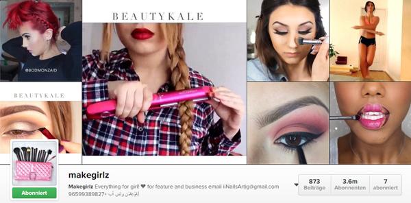 makegirlz instagram account