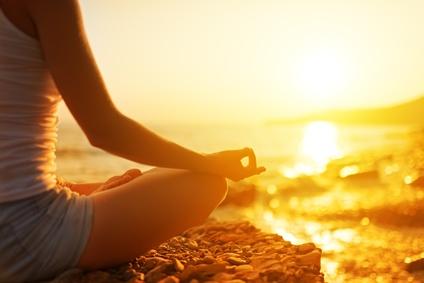 Meditieren ist gut für die Gesundheit