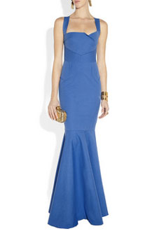 Mermaid Kleid Roland Mouret