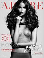 Ajouré Cover Monat Oktober 2013