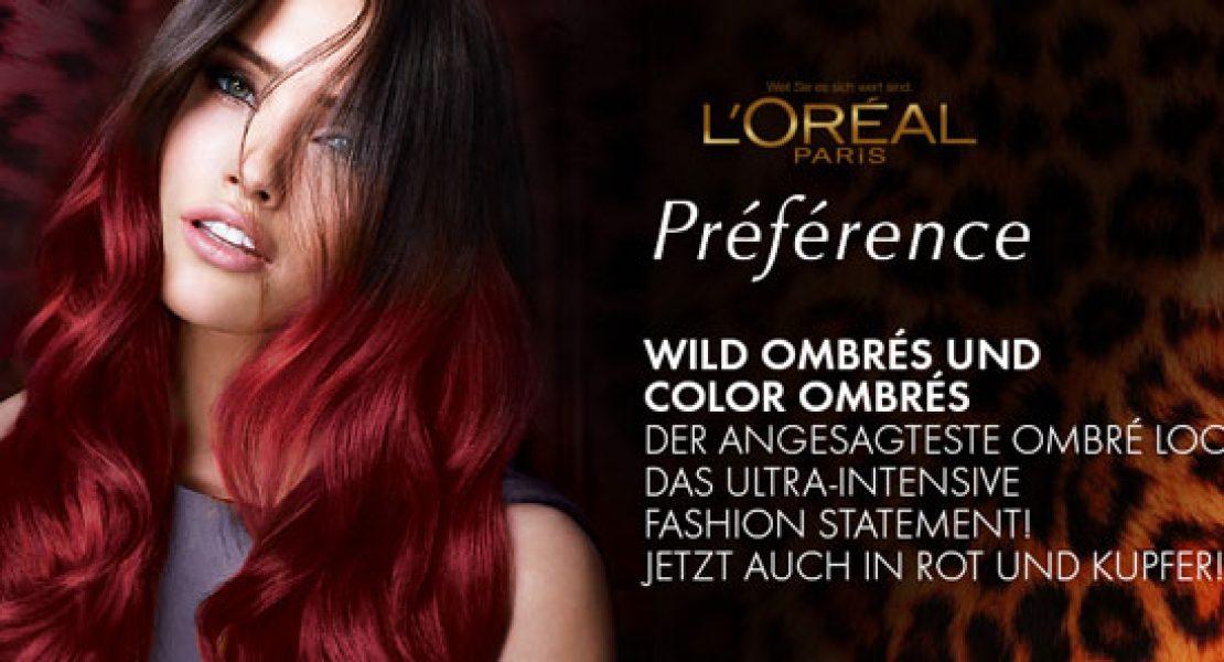 Haarfarben Trends 2014