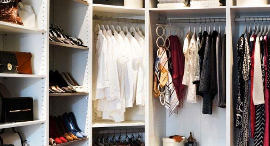 10 Tipps Fur Mehr Ordnung Im Kleiderschrank Ajoure De