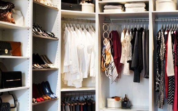 10 Tipps für mehr Ordnung im Kleiderschrank