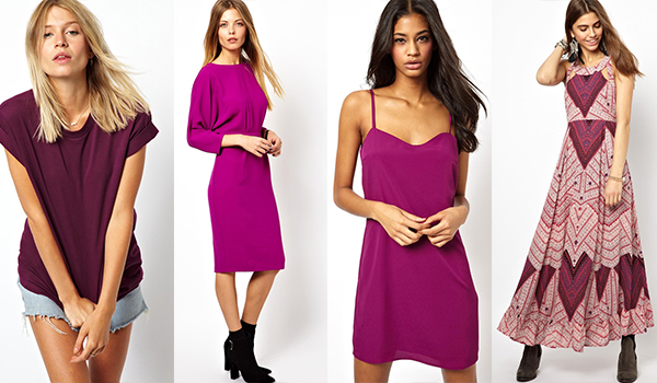 farbtrend radiant orchid