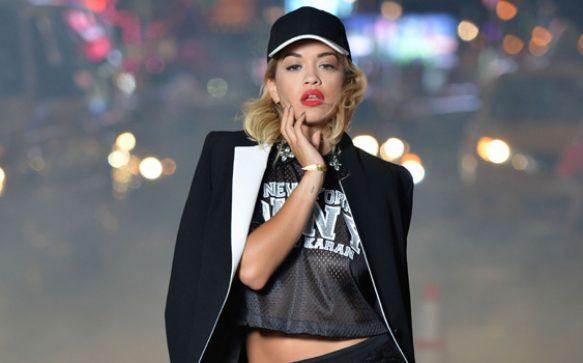 Rita Ora für DKNY