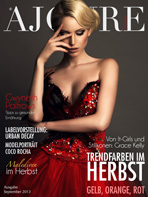 Ajouré Cover Monat September 2013