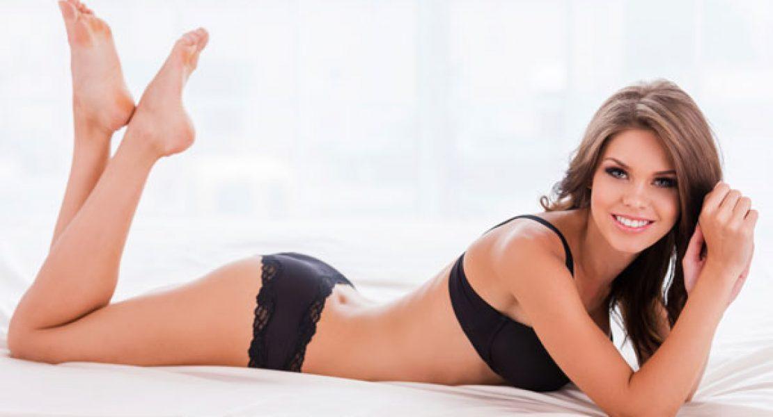 Diese 8 Körperregionen finden Männer an Frauen wirklich hot!