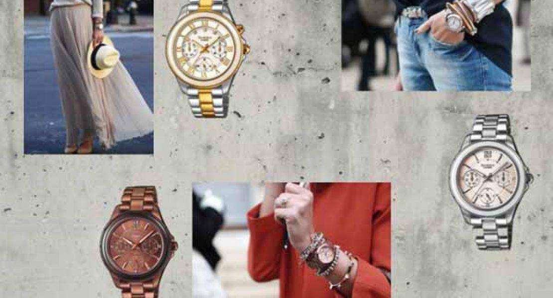 Geschenkidee: Uhren von Casio Sheen