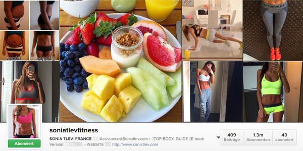 soniatlevfitness instagram account