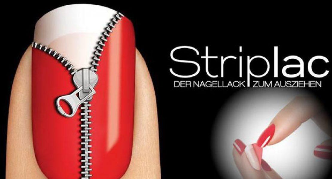 Striplack – auftragen – gut aussehen – abziehen