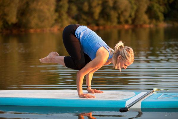 SUP Yoga Deutschland