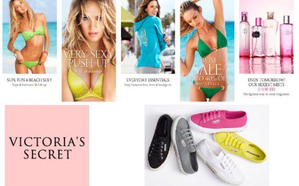 Victoria's Secret – Engel in traumhafter Unterwäsche