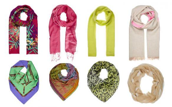 Der Sommer-Schal
