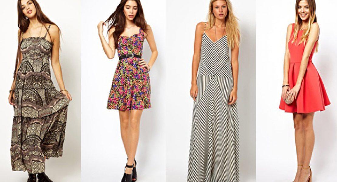 Die schönsten Kleider für die schönste Jahreszeit