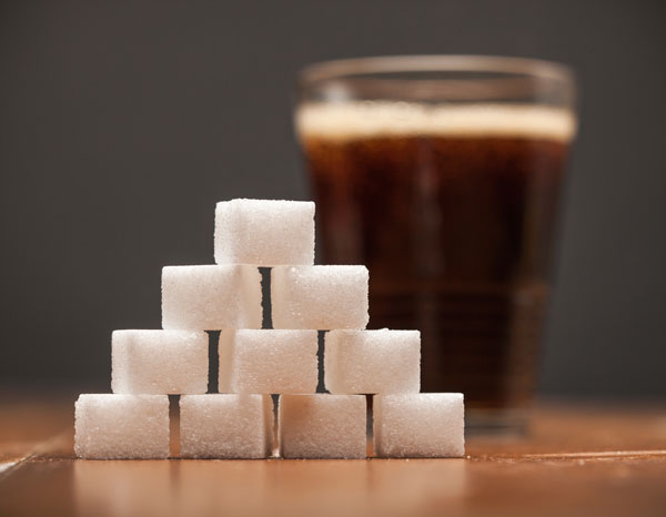 versteckter Zucker
